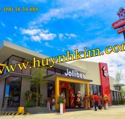 Cửa hàng thức ăn nhanh Jollibee