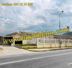 Nhà máy Lon CROWN - Sihanouk (Cambodia)